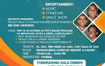 'FUNDASHON ALTON PAAS' 2013 FUNDRAISING GALA DINNER WITH PROJECT WALK