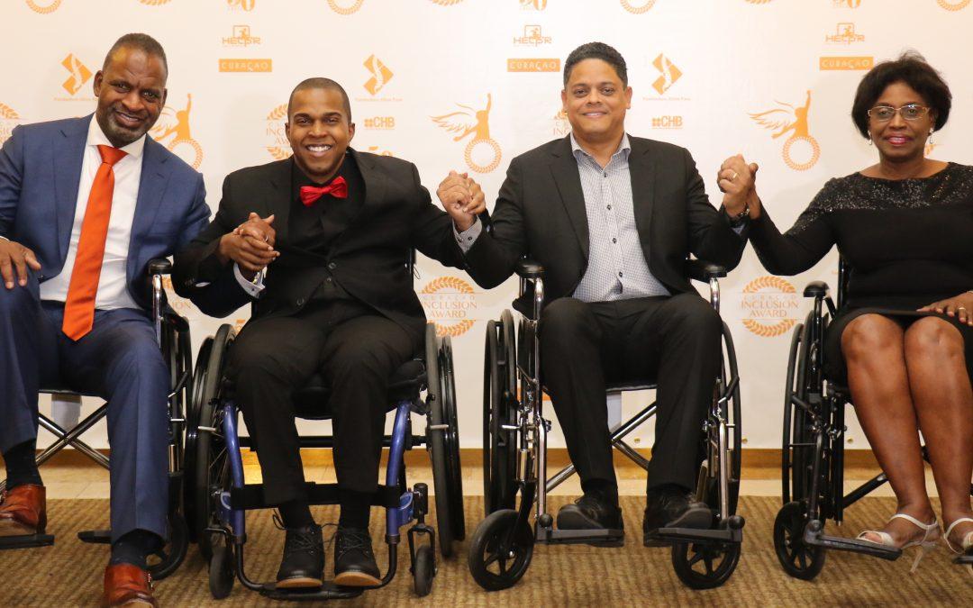 [Komunikado] Promé Curacao Inclusion Award pa Avila Beach Hotel, Nautilus Restaurant en IBIS Management