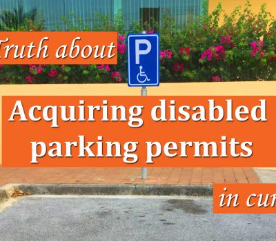 The Truth About Acquiring Disabled Parking Permits In Curacao