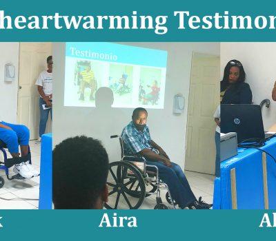Heartwarming Testimonies of our Open House