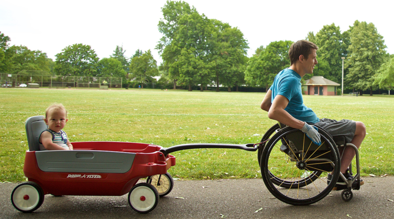 Parenting From a Wheelchair: Year one of the Ewan Experience