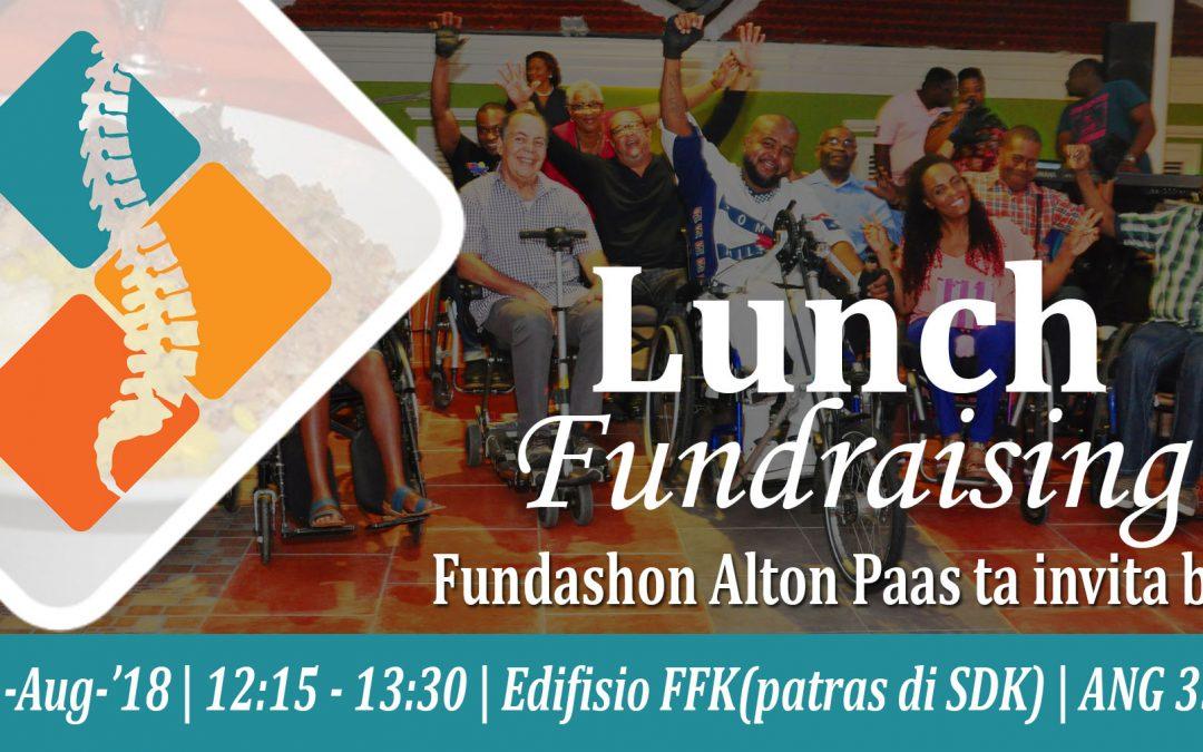 Fundashon Alton Paas Lunch Fundraising