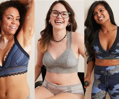 Aerie Steps Up Inclusive Advertising with Wheelchair-Using Underwear Model