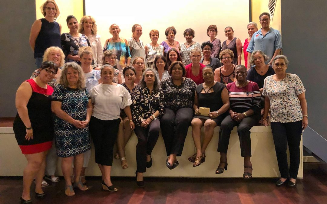 100 Woman Who Cares Curacao