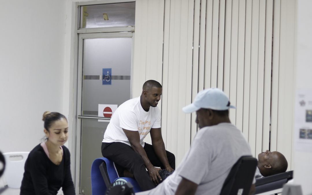 The First Certified Facility In The Caribbean For Spinal Cord Injury Recovery