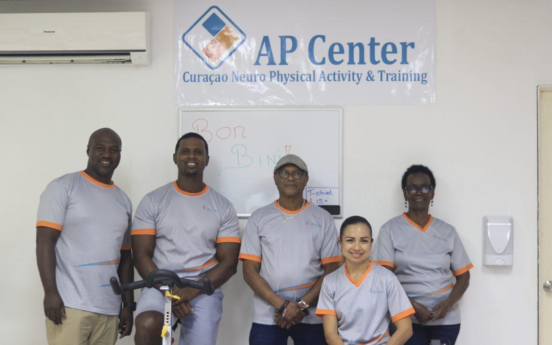 [Komunikado] Apertura ofisial di AP Center!
