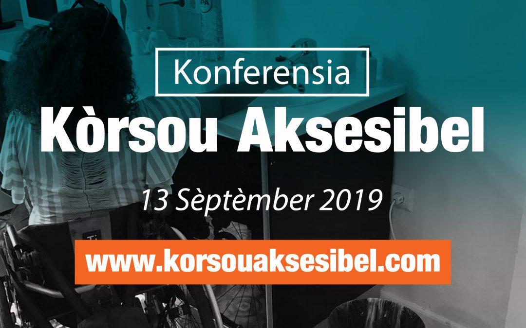 Konferensia Kòrsou Aksesibel