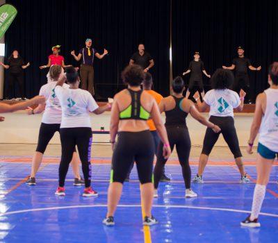 E di 7 Annual Fitness Challenge ta tras di lomba