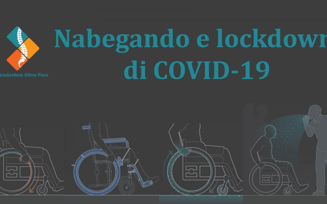 Nabegando e lockdown di COVID-19