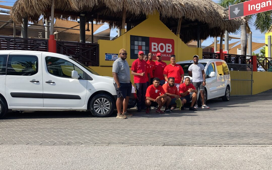 Bob Car Wash gives back to support accessible transportation for wheelchair users