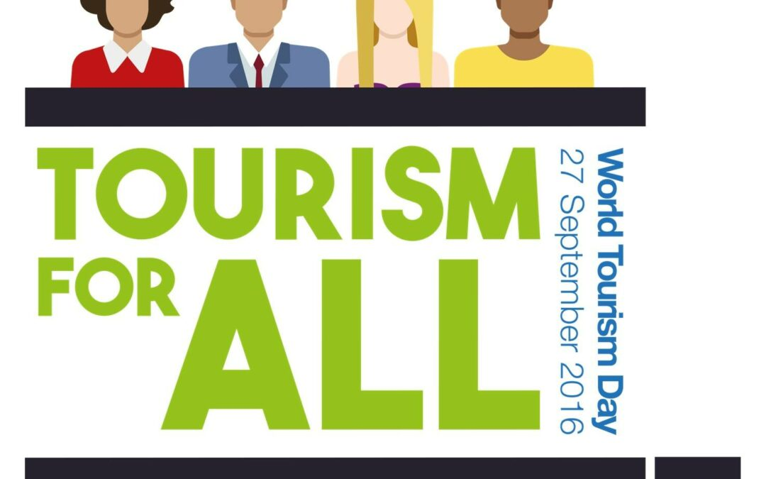 World Tourism Day 2016-Tourism for All