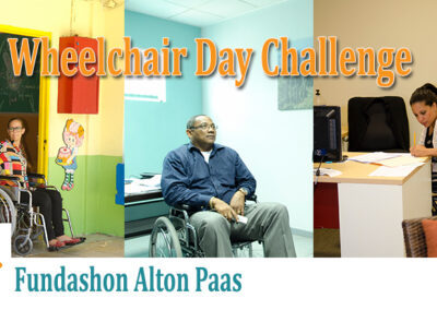 Wheelchair Day Challenge